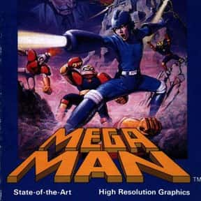 Mega Man is listed (or ranked) 25 on the list The Best Video Game Franchises of All Time