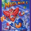 Mega Man 5 is listed (or ranked) 16 on the list The Best Mega Man Games of All Time, Ranked by Fans
