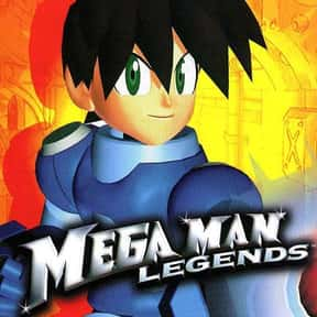 Mega Man Legends is listed (or ranked) 18 on the list The Best Nintendo 64 RPGs