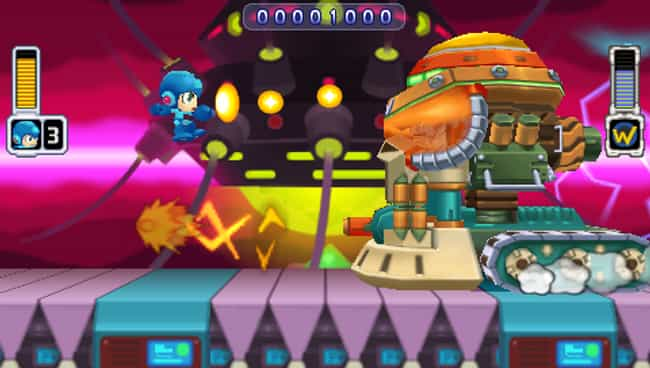Mega Man: Powered Up is listed (or ranked) 4 on the list 30 Underrated PSP Games That Are Definitely Worth Revisiting