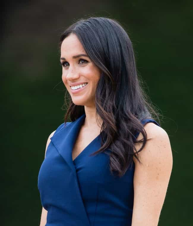 Meghan, Duchess of Sussex is listed (or ranked) 3 on the list What Every Living British Royal Does Today