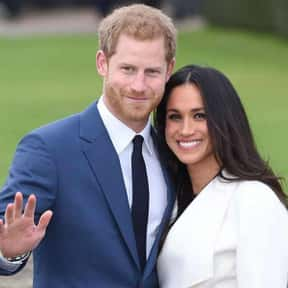 Prince Harry & Meghan Markle is listed (or ranked) 5 on the list All the Things That Were a Thing in 2017, Ranked