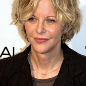 Meg Ryan is listed (or ranked) 1 on the list Famous People From Connecticut