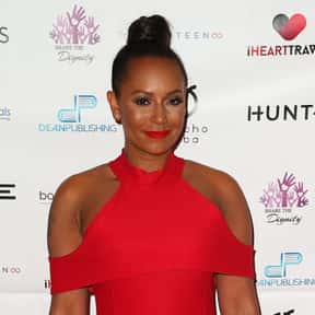 Melanie Brown is listed (or ranked) 15 on the list Famous Presenters from England