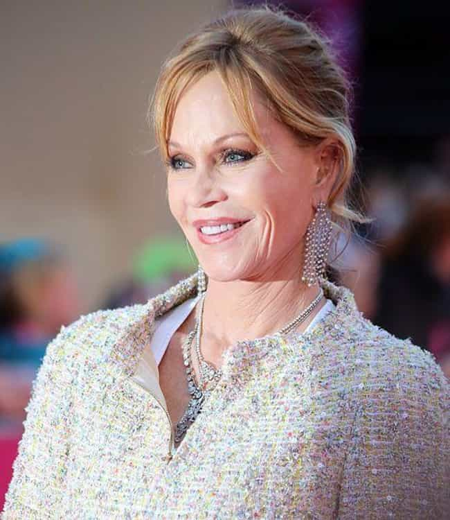Melanie Griffith is listed (or ranked) 7 on the list Jack Nicholson's Loves  &