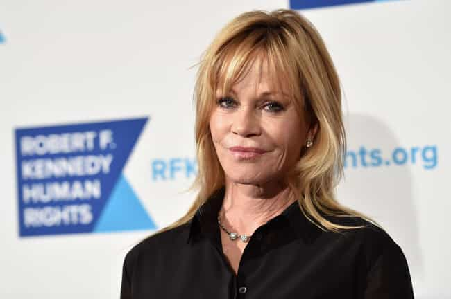 Melanie Griffith is listed (or ranked) 3 on the list Celebrities Who Turned 60 in 2017