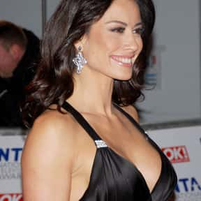 Melanie Sykes is listed (or ranked) 21 on the list Famous Presenters from England
