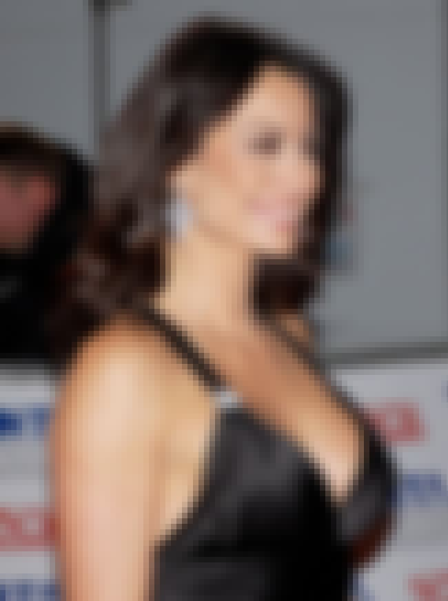 Melanie Sykes is listed (or ranked) 3 on the list The British Soap Awards Cast List