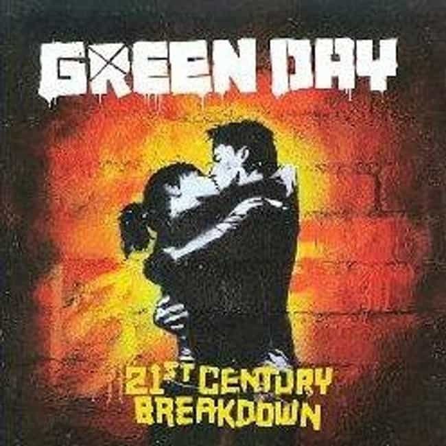 21st Century Breakdown is listed (or ranked) 4 on the list The Best Green Day Albums of All Time
