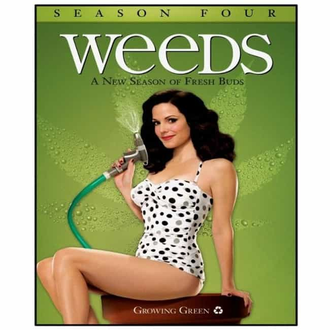 Ally McBeal - Season 4 is listed (or ranked) 4 on the list The Best Seasons of Weeds