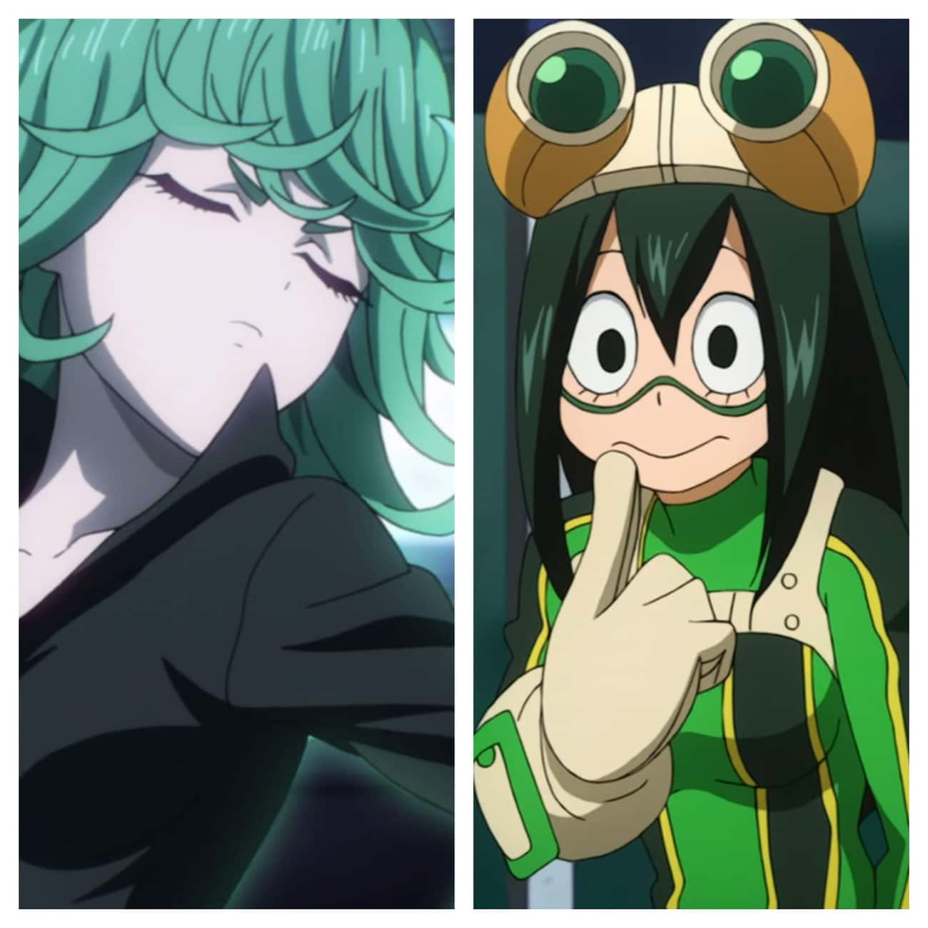 Tatsumaki Has The Same Voice A is listed (or ranked) 3 on the list Here Are All The Shared Voice Actors Between One Punch Man & MHA/Fairy Tail