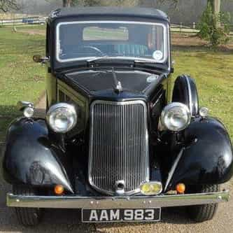 Armstrong Siddeley 12 Plus