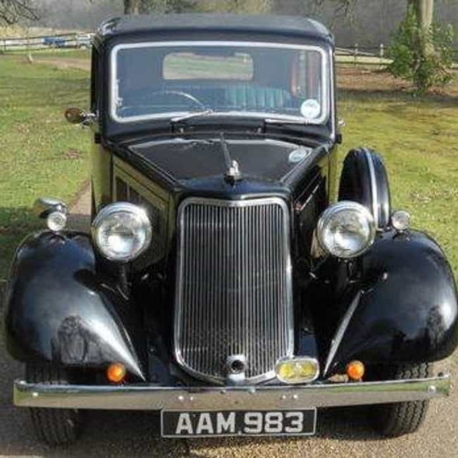 Armstrong Siddeley 12 Pl... is listed (or ranked) 2 on the list Full List of Armstrong Siddeley Models