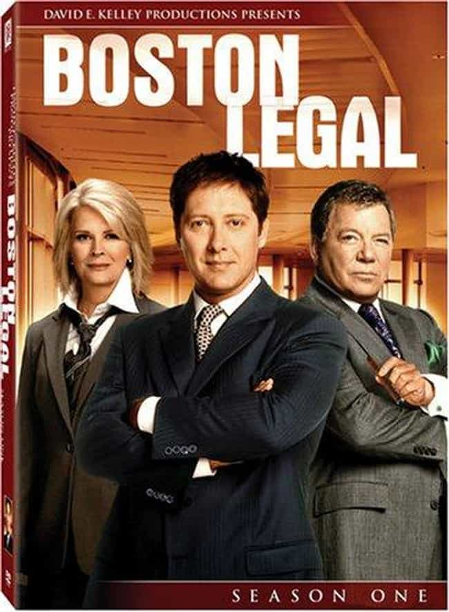 Boston Legal - Season 1 is listed (or ranked) 3 on the list The Best Seasons of Boston Legal