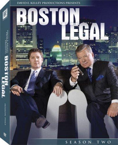 Random Best Seasons of Boston Legal Thumb Image