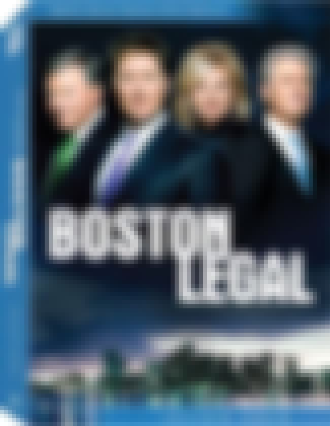 Boston Legal - Season 4 is listed (or ranked) 2 on the list The Best Seasons of Boston Legal