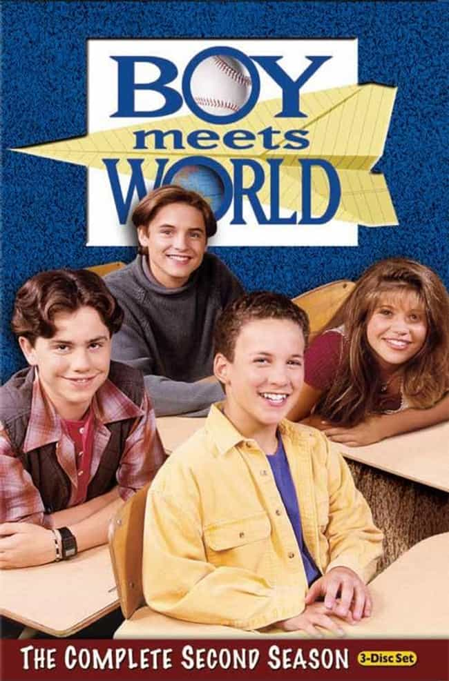 Boy Meets World - Season... is listed (or ranked) 4 on the list The Best Seasons of 'Boy Meets World'