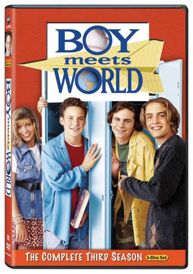 Boy Meets World - Season 3 is listed (or ranked) 3 on the list The Best Seasons of Boy Meets World