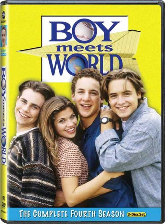 Boy Meets World - Season 4 is listed (or ranked) 2 on the list The Best Seasons of 'Boy Meets World'