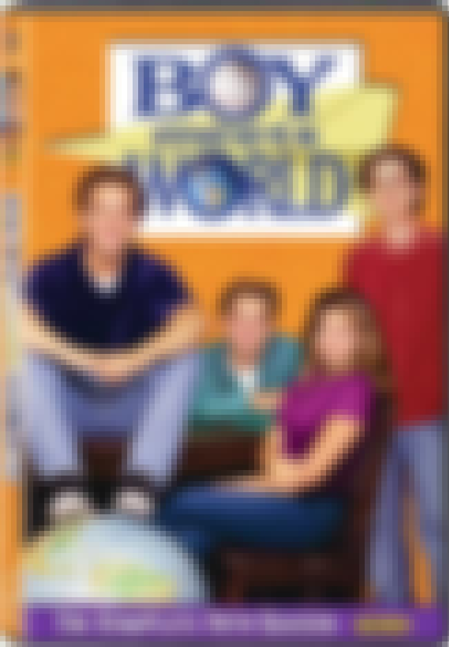 Boy Meets World - Season 5 is listed (or ranked) 1 on the list The Best Seasons of Boy Meets World