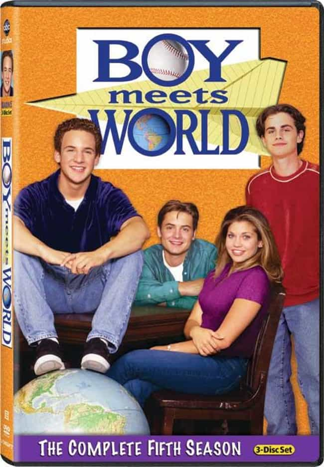 Boy Meets World - Season 5 is listed (or ranked) 1 on the list The Best Seasons of 'Boy Meets World'