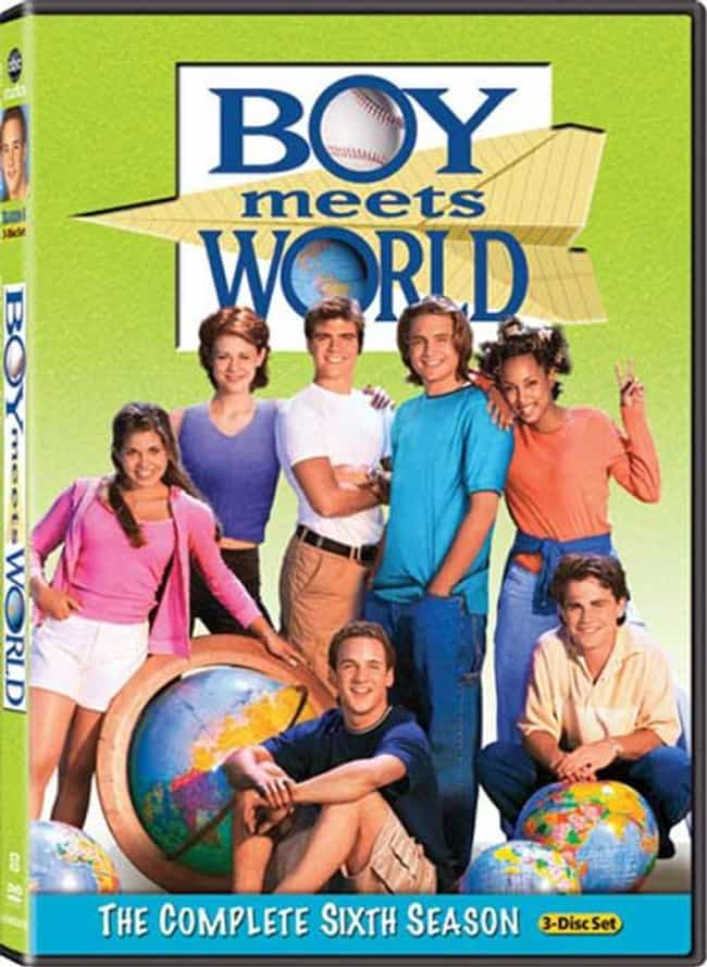 Boy Meets World - Season 6 is listed (or ranked) 4 on the list The Best Seasons of Boy Meets World