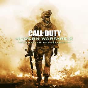 Call of Duty: Modern Warfare 2 is listed (or ranked) 2 on the list The Best First Person Shooter Games of All Time