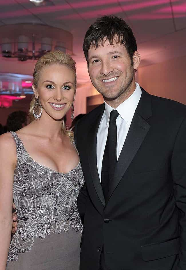 who is tony romo dating