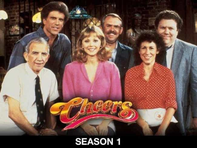 Cheers - Season 1 is listed (or ranked) 1 on the list The Best Seasons of Cheers