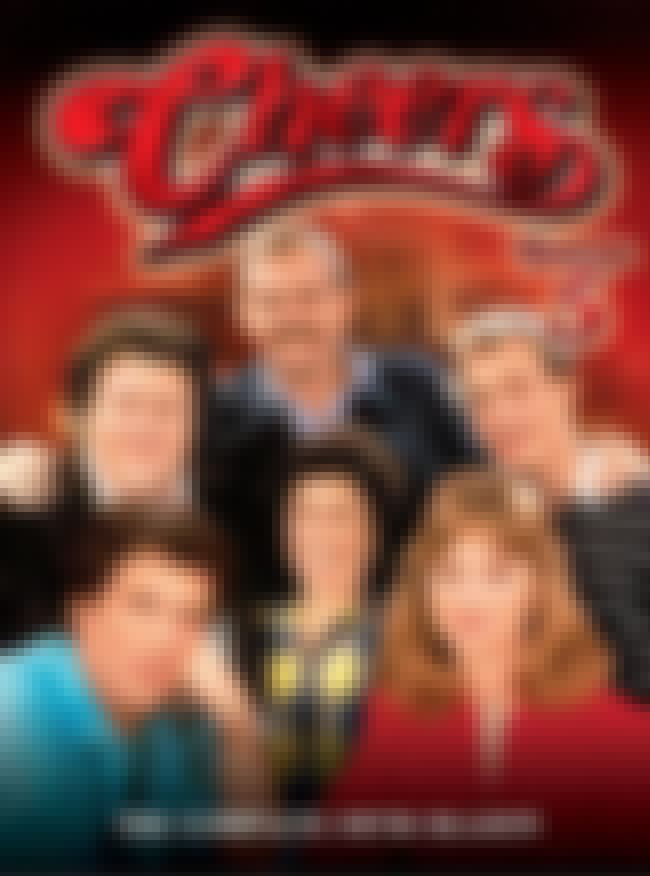 Cheers - Season 5 is listed (or ranked) 4 on the list The Best Seasons of Cheers