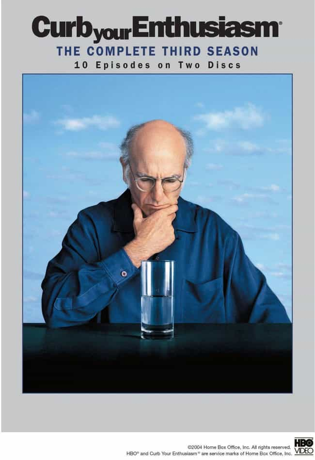 Curb Your Enthusiasm - Season ... is listed (or ranked) 2 on the list The Best Seasons of Curb Your Enthusiasm