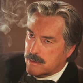 Cy Tolliver is listed (or ranked) 6 on the list All Deadwood Characters