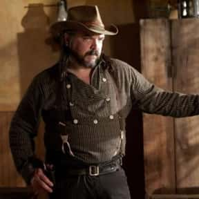 Dan Dority is listed (or ranked) 7 on the list All Deadwood Characters