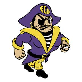 East Carolina Pirates is listed (or ranked) 12 on the list The Best AAC Basketball Teams