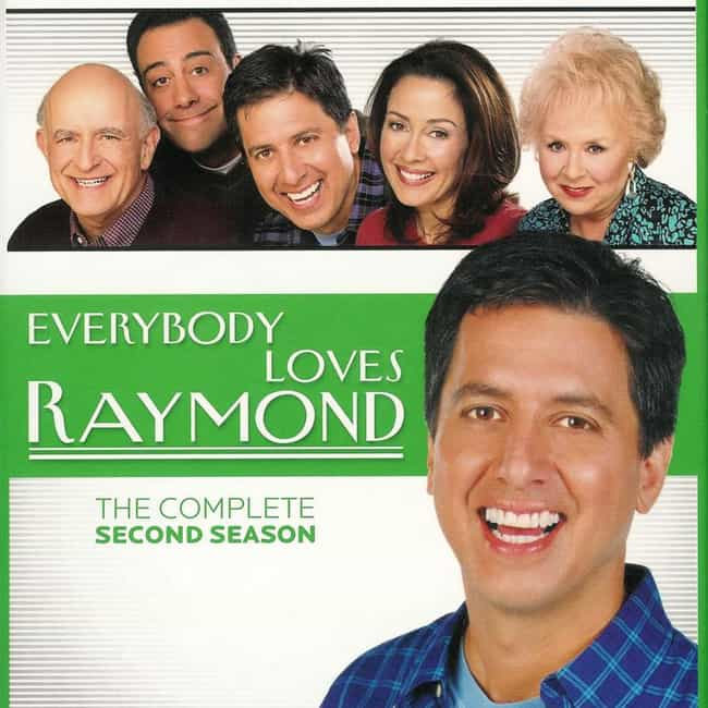 Everybody Loves Raymond ... is listed (or ranked) 7 on the list The Best Seasons of Everybody Loves Raymond