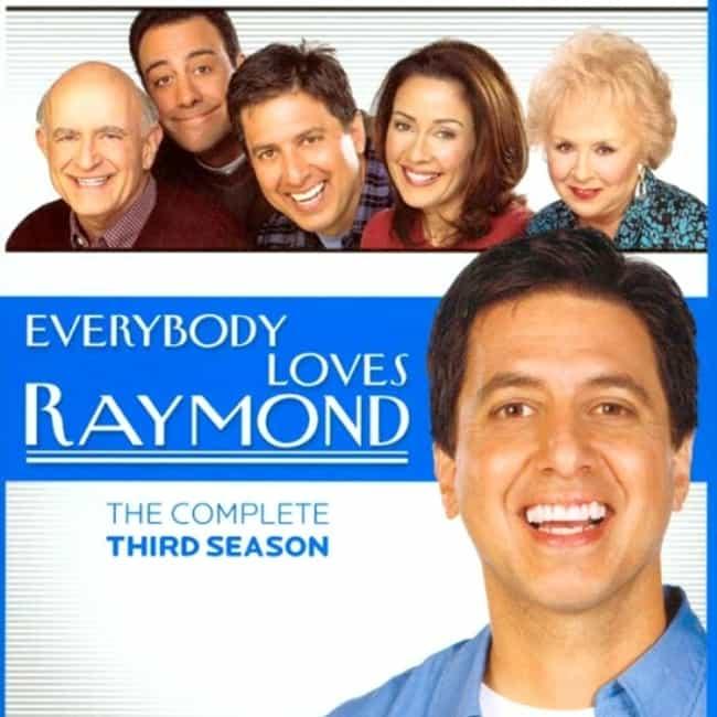 Everybody Loves Raymond - Seas... is listed (or ranked) 4 on the list The Best Seasons of Everybody Loves Raymond