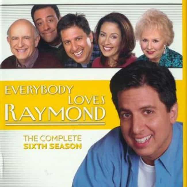 Everybody Loves Raymond ... is listed (or ranked) 5 on the list The Best Seasons of Everybody Loves Raymond