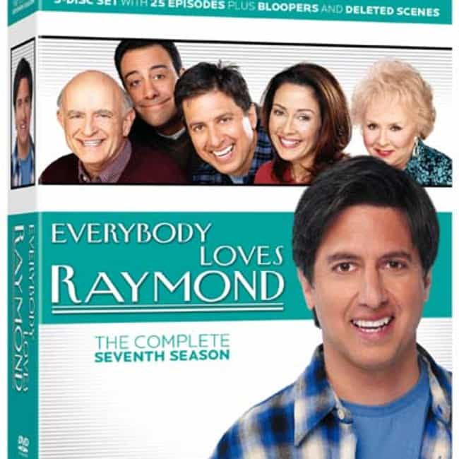 Everybody Loves Raymond ... is listed (or ranked) 2 on the list The Best Seasons of Everybody Loves Raymond