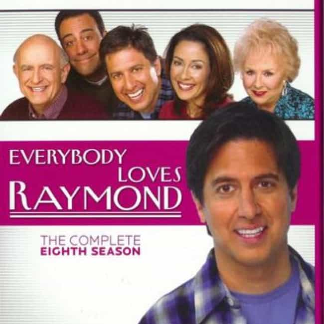 Everybody Loves Raymond ... is listed (or ranked) 6 on the list The Best Seasons of Everybody Loves Raymond