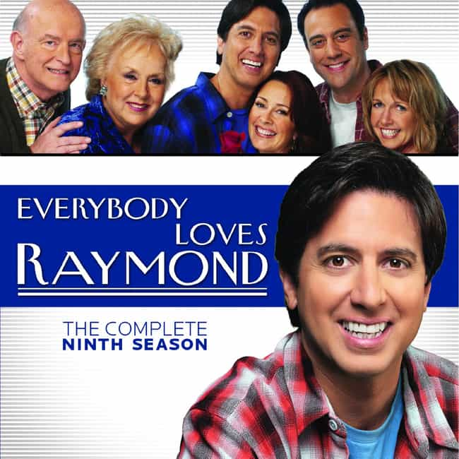 Everybody Loves Raymond ... is listed (or ranked) 8 on the list The Best Seasons of Everybody Loves Raymond
