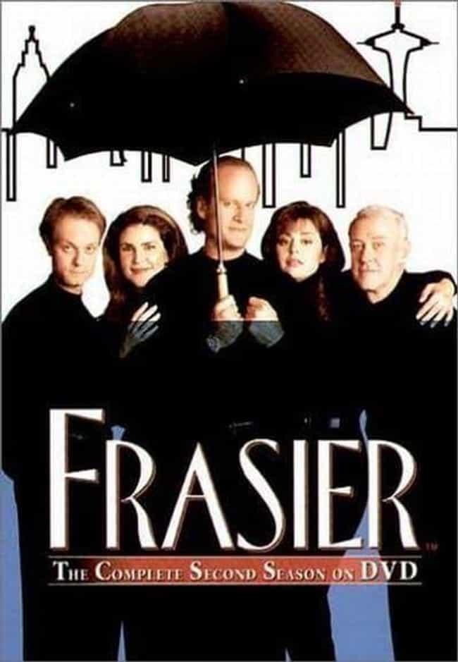 Frasier - Season 2 is listed (or ranked) 3 on the list The Best Seasons of 'Frasier'