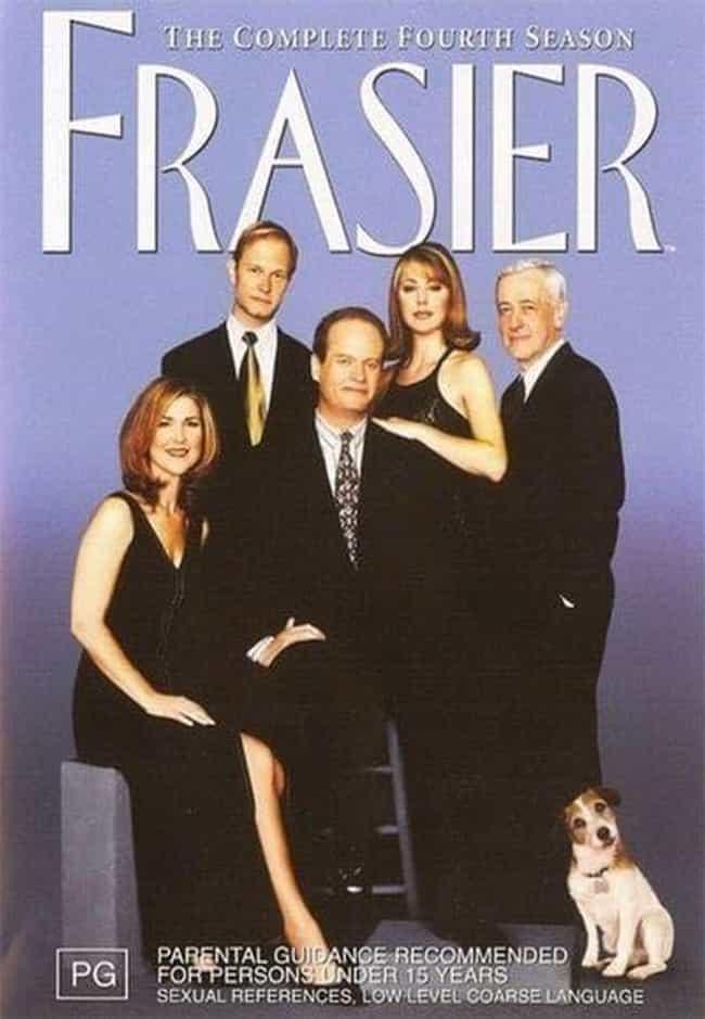 Frasier - Season 4 is listed (or ranked) 1 on the list The Best Seasons of 'Frasier'