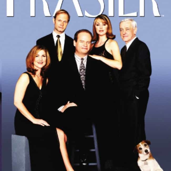 Frasier - Season 4 is listed (or ranked) 1 on the list The Best Seasons of Frasier