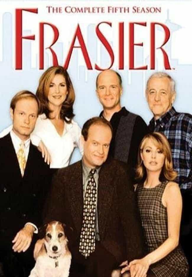 Frasier - Season 5 is listed (or ranked) 2 on the list The Best Seasons of 'Frasier'
