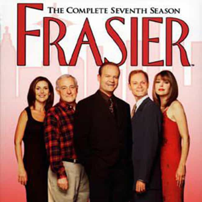 Frasier - Season 7 is listed (or ranked) 4 on the list The Best Seasons of Frasier