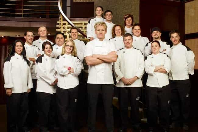 Hell's Kitchen (U.S.) - ... is listed (or ranked) 4 on the list The Best Seasons of 'Hell's Kitchen'