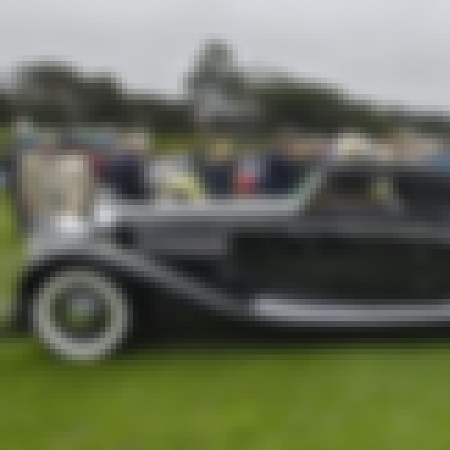 Hispano-Suiza K6 is listed (or ranked) 4 on the list Full List of Hispano-Suiza Models