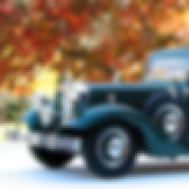 Horch 851 is listed (or ranked) 7 on the list Full List of Horch Models
