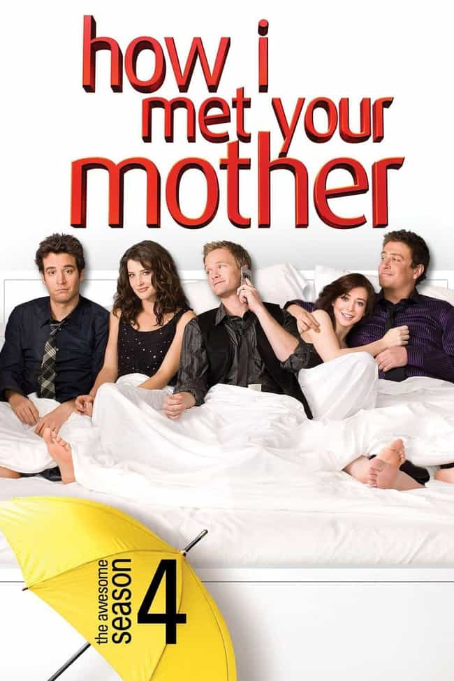 How I Met Your Mother - ... is listed (or ranked) 2 on the list The Best Seasons of 'How I Met Your Mother'