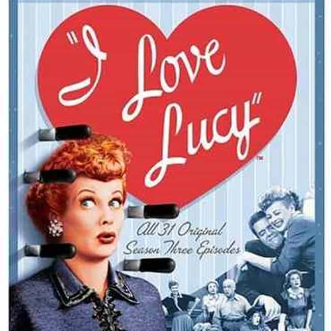 I Love Lucy - Season 3 is listed (or ranked) 3 on the list The Best Seasons of I Love Lucy